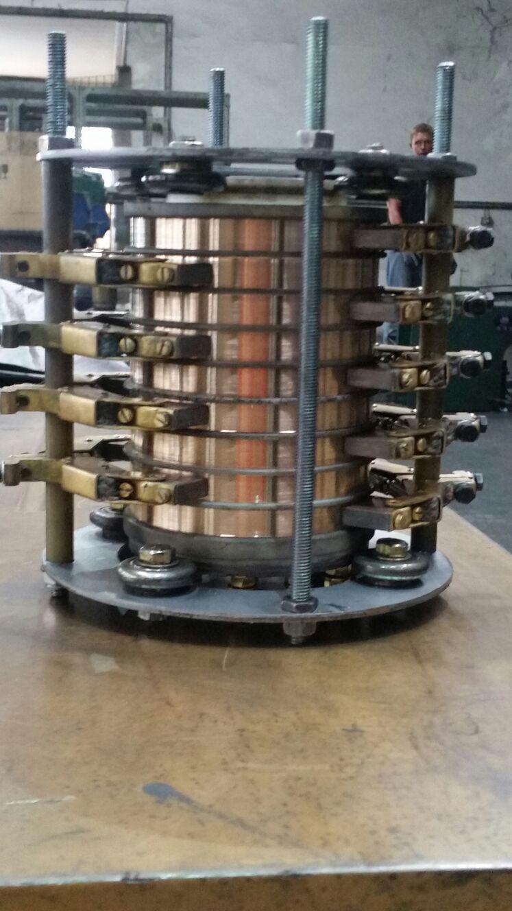 Carboquip Manufacturing Slip Rings